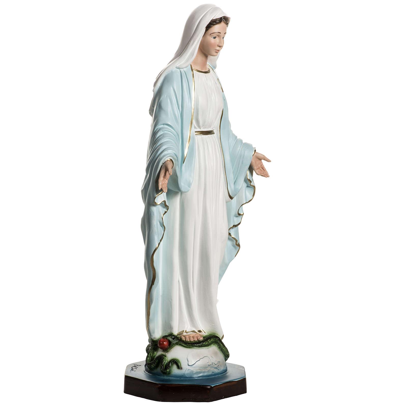 Wunderbare Gottesmutter 40cm aus Harz 4