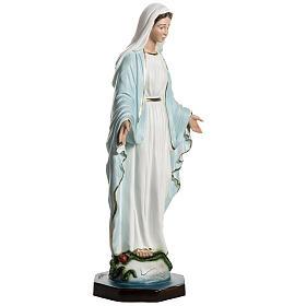 Virgen Milagrosa en resina 40cm s4