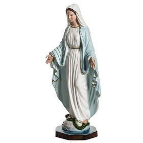 Virgen Milagrosa en resina 40cm s5