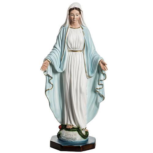Virgen Milagrosa en resina 40cm 1