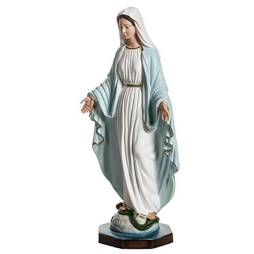 Virgen Milagrosa en resina 40cm 5