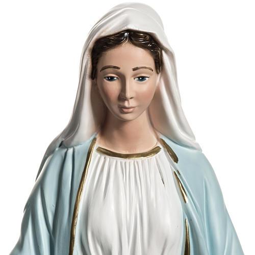 Vierge Miraculeuse résine 40 cm 2