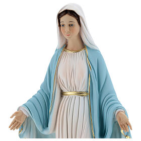 Madonna Miracolosa cm 40 resina s4