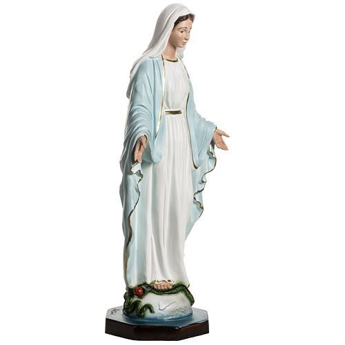 Matka Boża od Cudownego Medalika 40 cm żywica 4