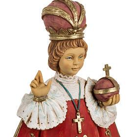 Niño Jesús de Praga 50 cm. resina Fontanini s2