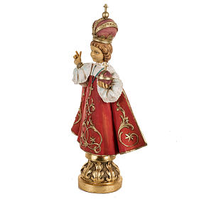 Niño Jesús de Praga 50 cm. resina Fontanini s4
