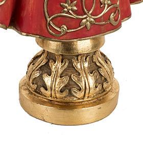 Jésus enfant de Prague 50 cm résine Fontanini s3