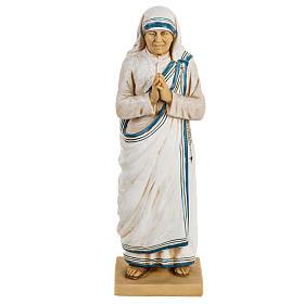 Statues en résine et PVC: Mère Térèse de Calcutta 50 cm résine