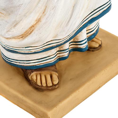 Madre Teresa di Calcutta 50 cm resina Fontanini 3