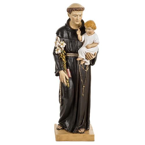 Saint Antoine de Padoue 50 cm résine Fontanini 1
