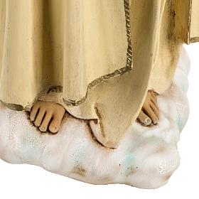 Statua Madonna di Fatima 50 cm resina Fontanini s3