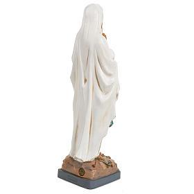 Madonna di Lourdes 40 cm resina Fontanini s5