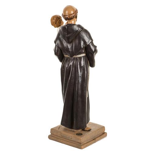 San Antonio de Padua 40 cm. estatua resina Fontanini 5