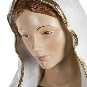 Imagem Nossa Senhora de Lourdes 170 cm resina Fontanini s5