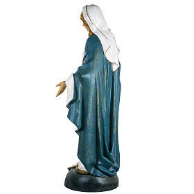 Statua Madonna Immacolata 100 cm resina Fontanini s6