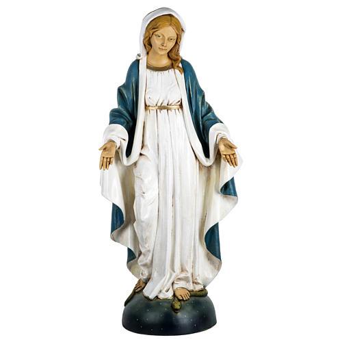 Statua Madonna Immacolata 100 cm resina Fontanini 1