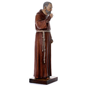 Figurka Ojciec Pio 100cm żywica Fontanini s4