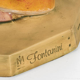 Statua San Giuseppe 100 cm resina Fontanini s9
