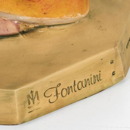 Statua San Giuseppe 100 cm resina Fontanini 9