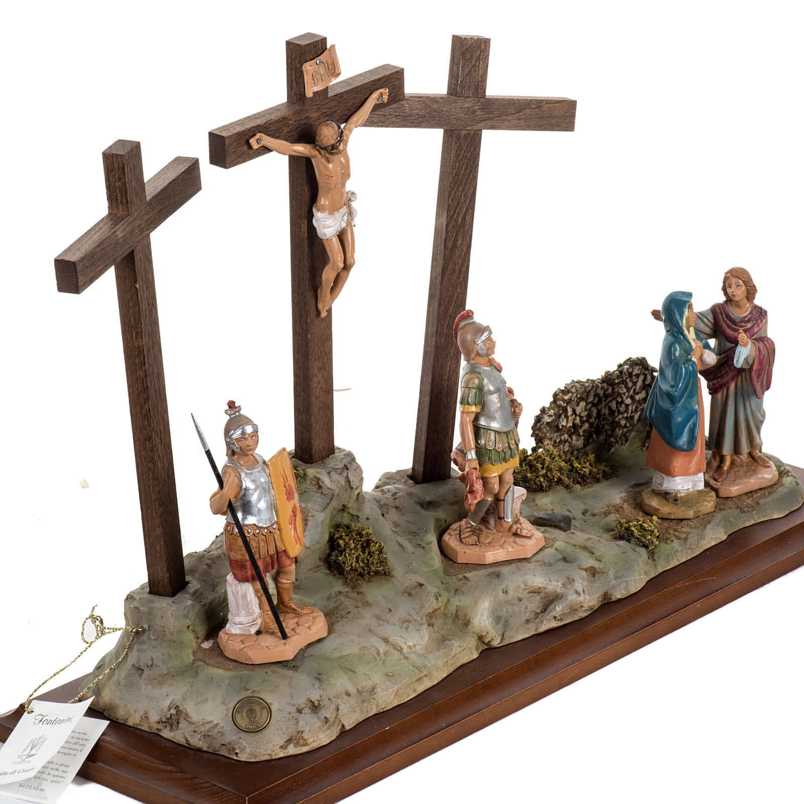 Crucifixion 12 cm Fontanini 4