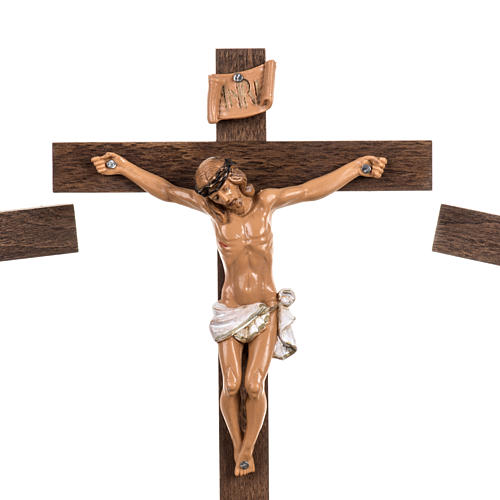 Crucifixion 12 cm Fontanini 5