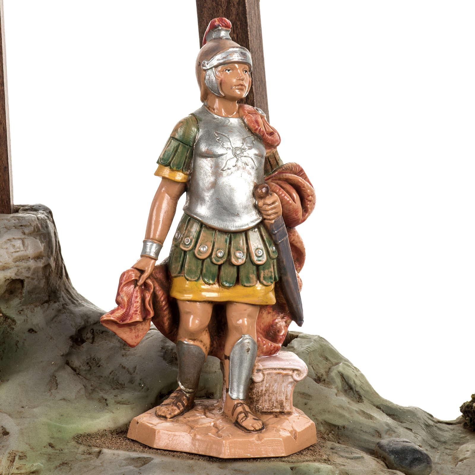 Crocifissione 12 cm Fontanini 4