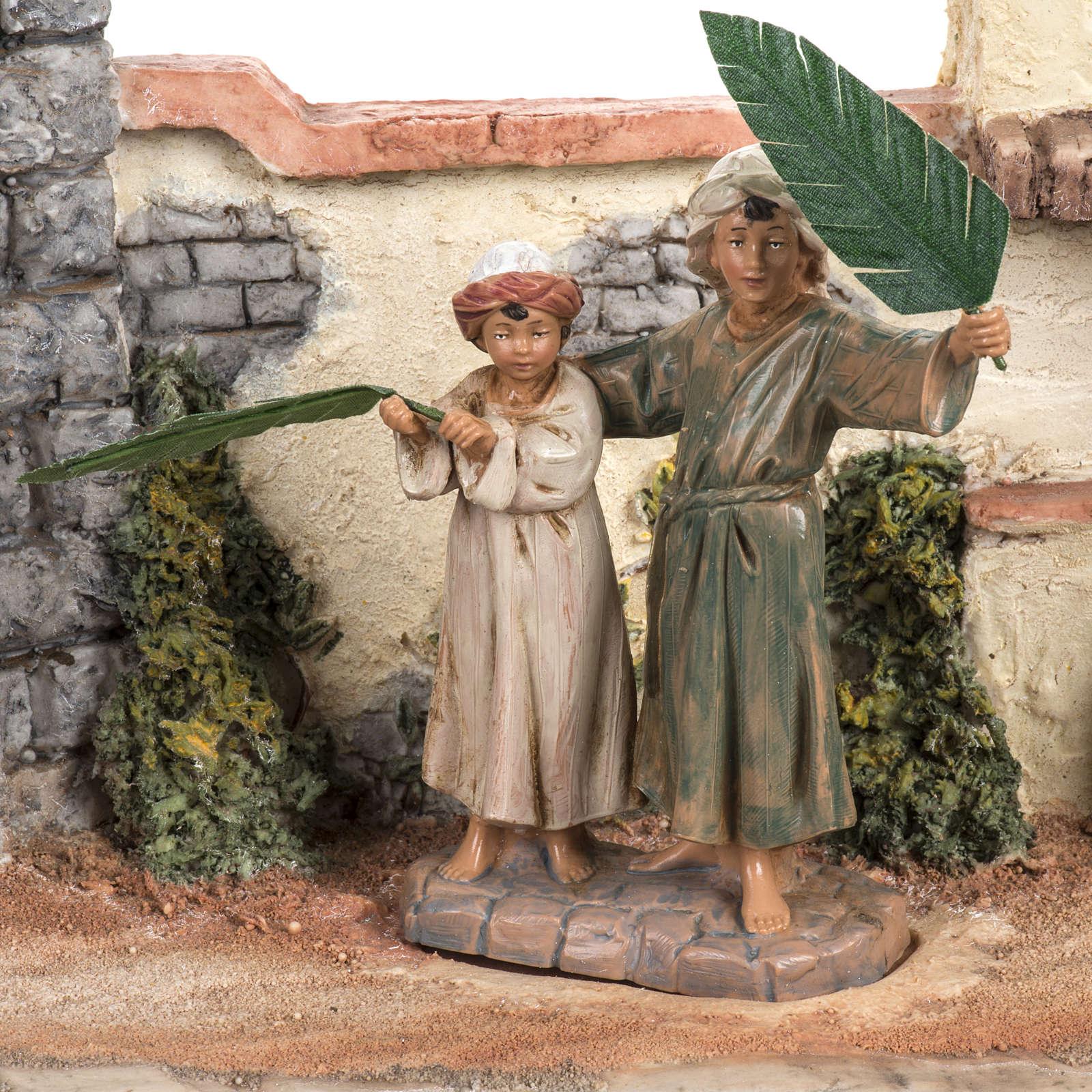 Niedziela Palmowa 12 cm Fontanini 4
