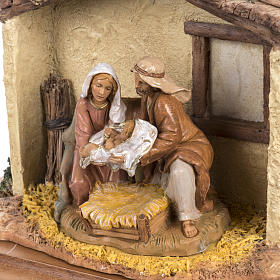 Nascita di Cristo 12 cm Fontanini s3