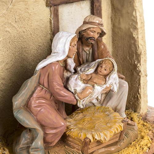 Nascita di Cristo 12 cm Fontanini 2