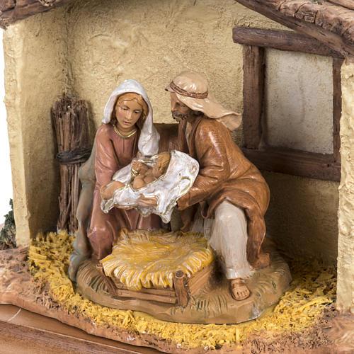 Nascita di Cristo 12 cm Fontanini 3