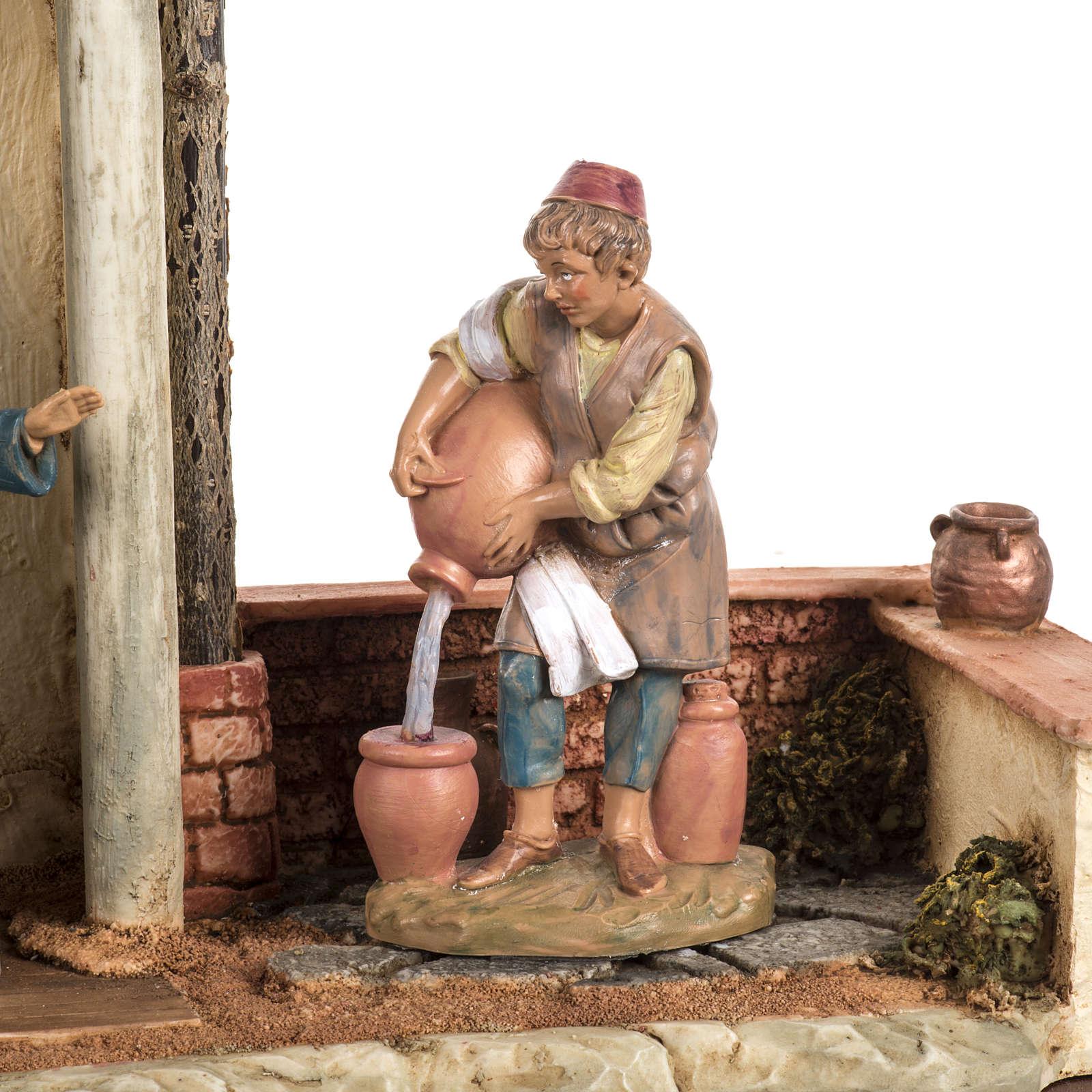 Noces de Cana 12 cm Fontanini 4