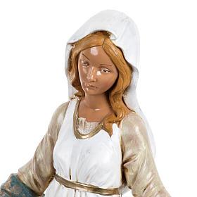 Notre-Dame Immaculée 30 cm Fontanini finition bois s3