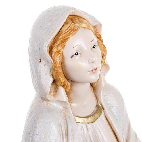 Nuestra señora de Lourdes 30 cm. Fontanini similar porcel 4