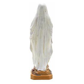 Madonna di Lourdes cm 18 Fontanini resina s2