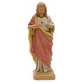 Statue Sacré Coeur 18 cm Fontanini s1