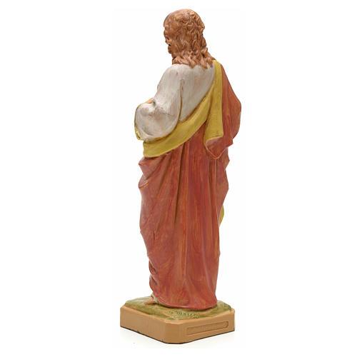 Statue Sacré Coeur 18 cm Fontanini 3