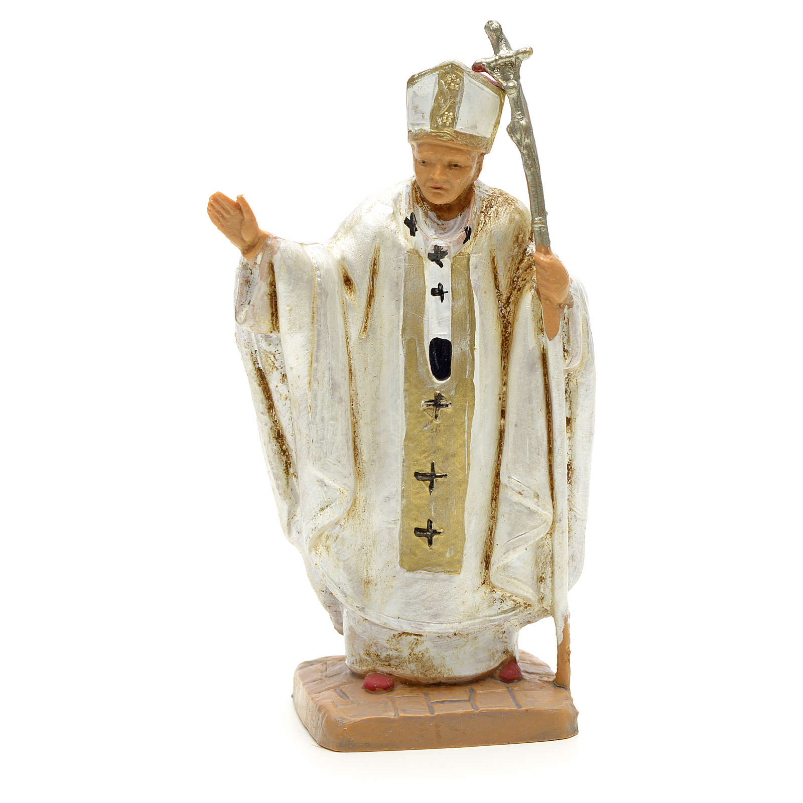 Jan Paweł II 7 cm Fontanini 4