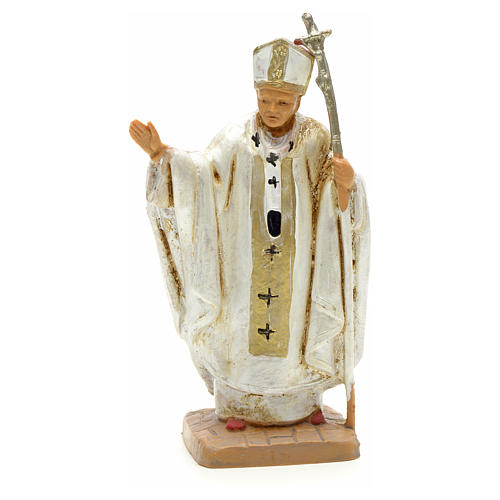 Jan Paweł II 7 cm Fontanini 1