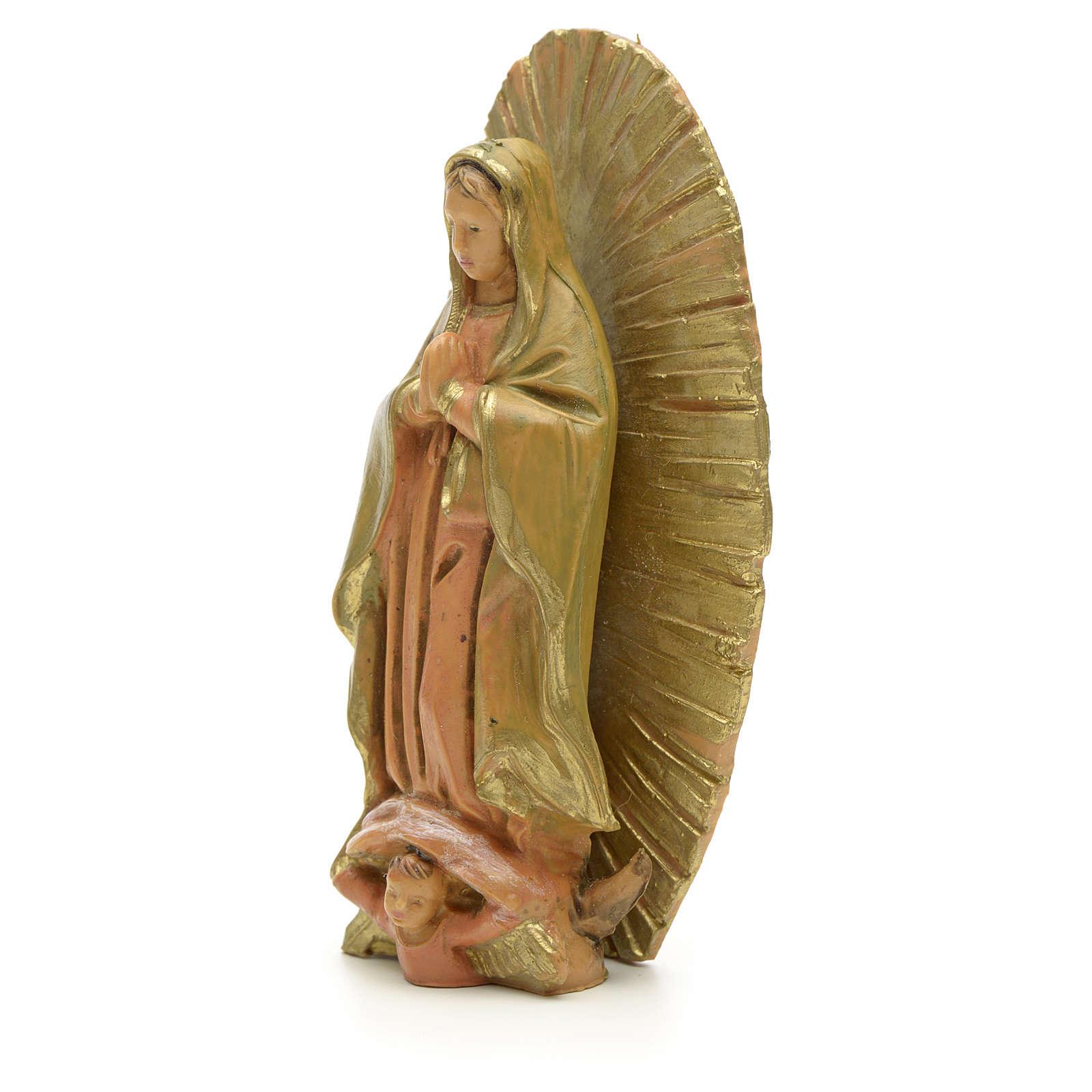 Madonna di Guadalupe 7 cm Fontanini 4