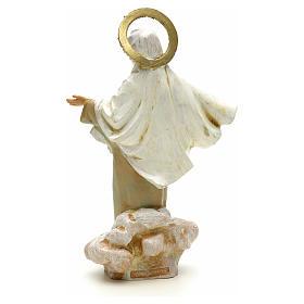 Statue Notre Dame de Medjugorje 18 cm Fontanini s3