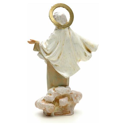Statue Notre Dame de Medjugorje 18 cm Fontanini 3