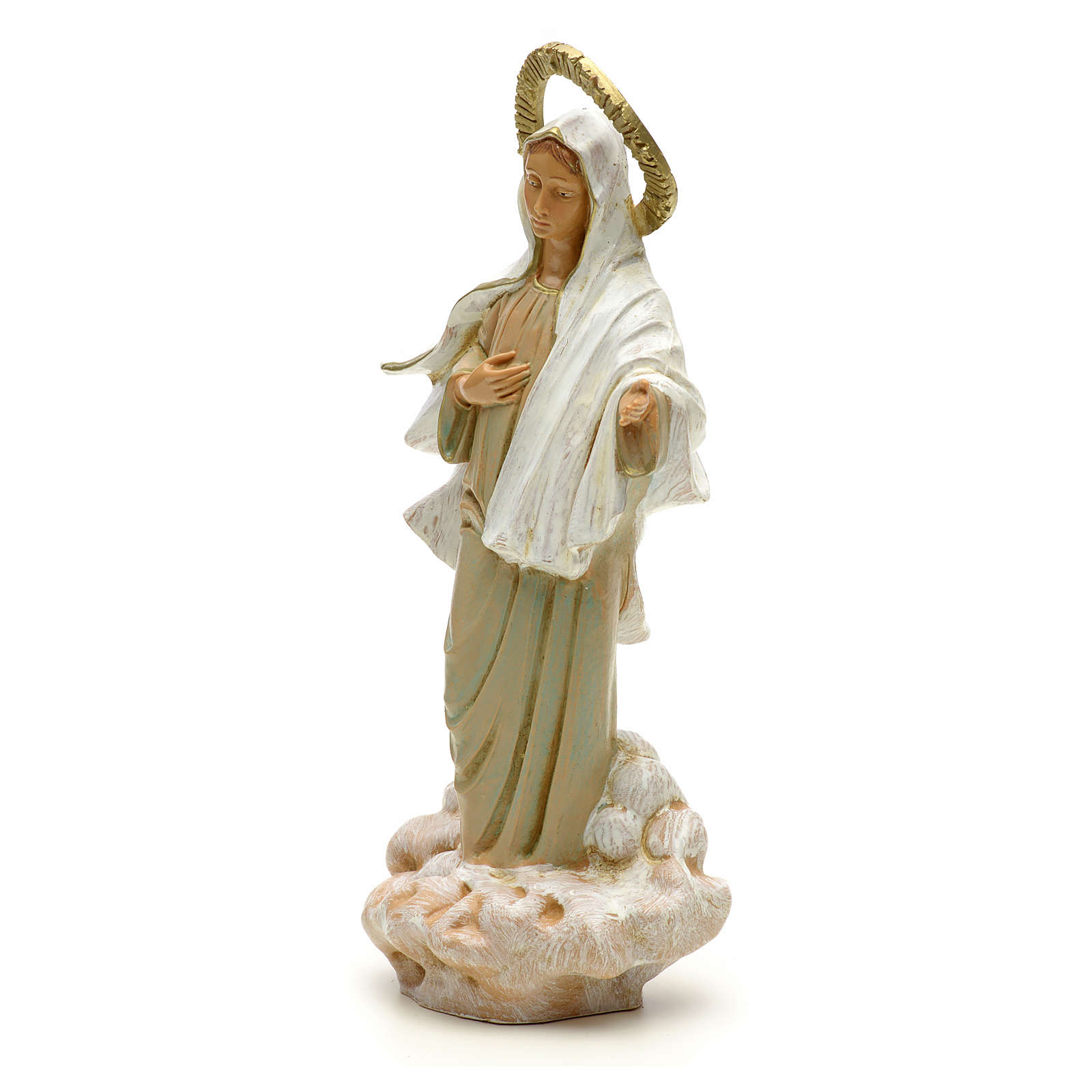 Madonna z Medjugorje 18 cm Fontanini 4