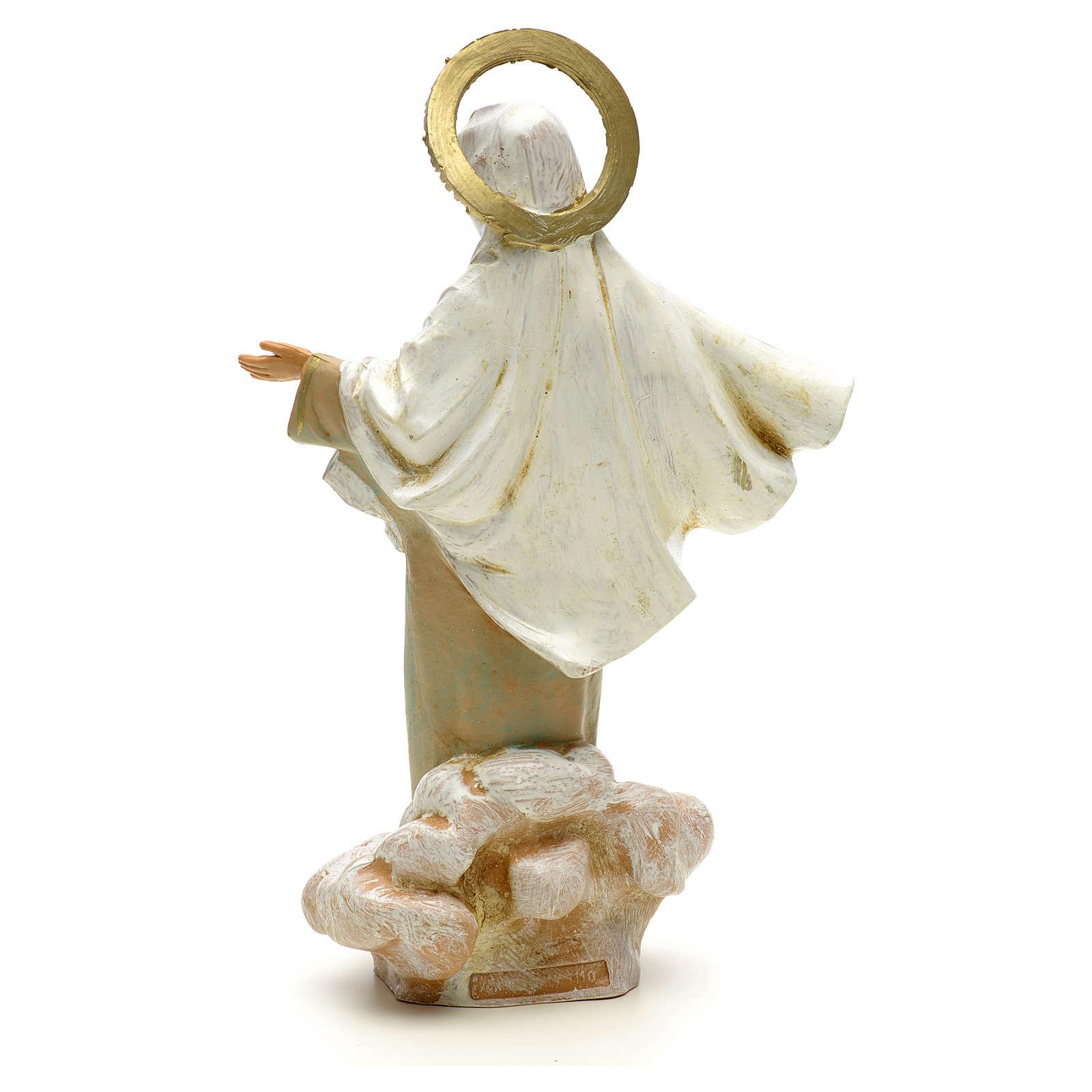 Nossa Senhora de Medjugorje 18 cm Fontanini 4