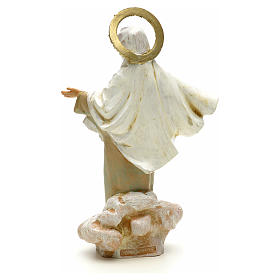 Nossa Senhora de Medjugorje 18 cm Fontanini s3