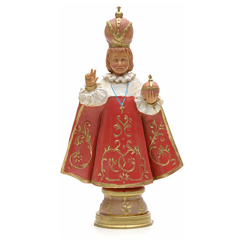Enfant Jésus de Prague, statue Fontanini 18 cm 1