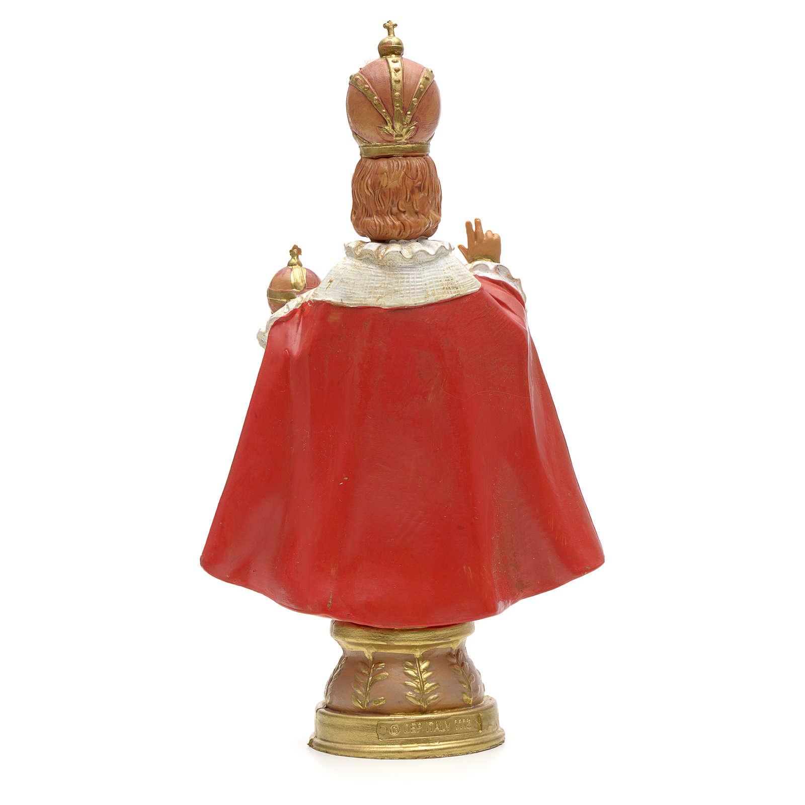 Bambino Gesù di Praga 18 cm Fontanini 4
