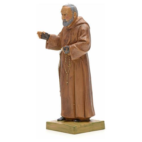 Ojciec Pio 18 cm Fontanini 2