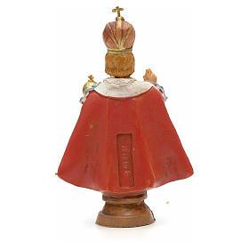 Enfant Jésus de Prague, statue 7 cm Fontanini s2