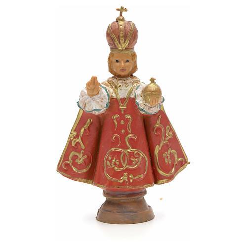 Enfant Jésus de Prague, statue 7 cm Fontanini 1
