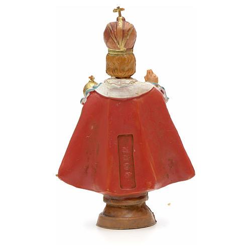 Enfant Jésus de Prague, statue 7 cm Fontanini 2